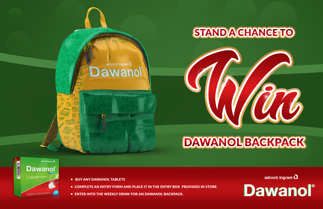 Competition Advert: Backpack